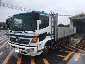 日野 トラック 車検